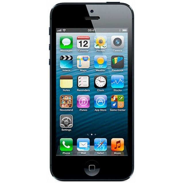 Apple iPhone 5 64GB Black (rfb)