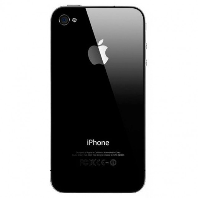 Apple iPhone 4S 32GB Black (rfb)