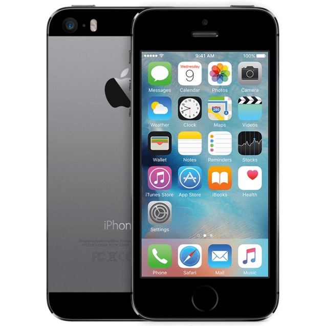 Apple iPhone 5S 32Gb Space Gray LTE (rfb)