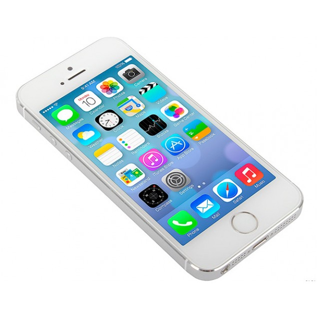 Apple iPhone 5S 32Gb Silver LTE