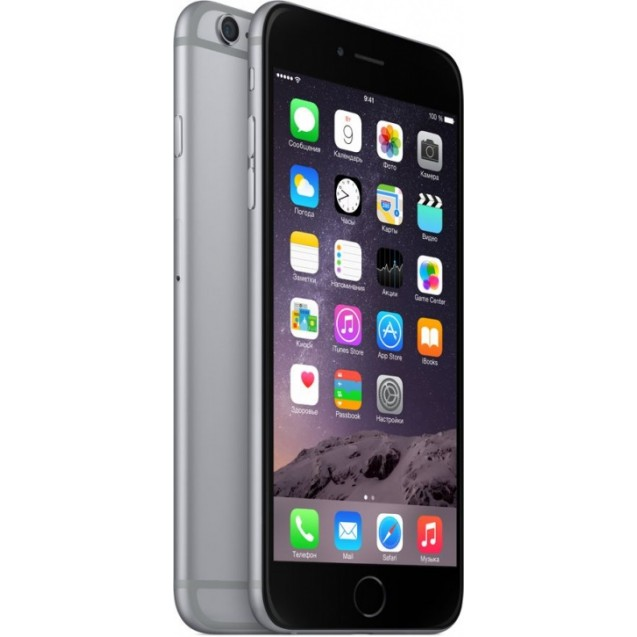 Apple iPhone 6 Plus 64Gb Space Gray (rfb)