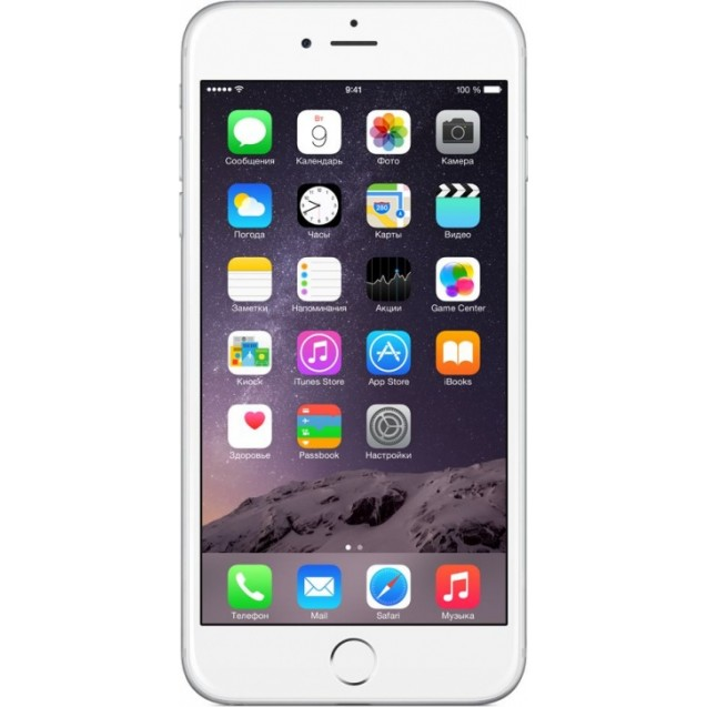 Apple iPhone 6 Plus 16Gb Silver (rfb)