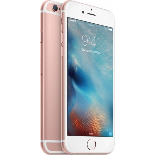 Apple iPhone 6S 128Gb Rose Gold LTE