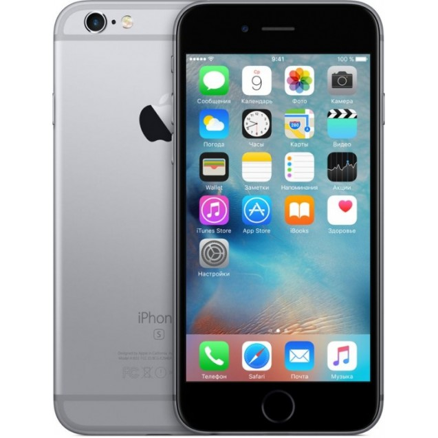 Apple iPhone 6S 16Gb Space Gray (rfb)