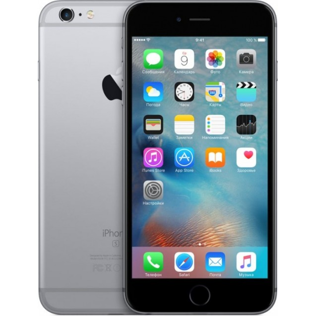 Apple iPhone 6S Plus 16Gb Space Gray (rfb)