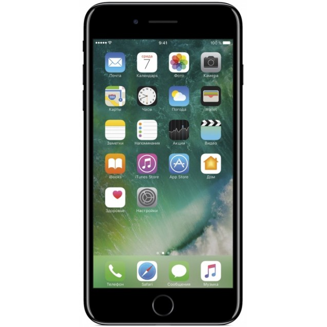Apple iPhone 7 Plus 32Gb Jet Black (rfb)
