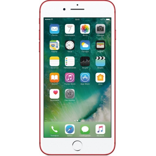 Apple iPhone 7 Plus 256Gb Red (rfb)