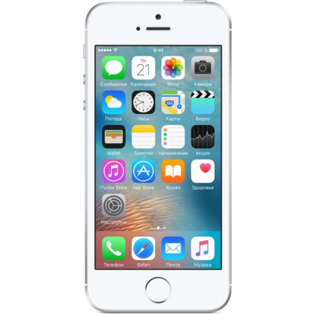Apple iPhone SE 16Gb Silver (rfb)